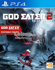[NEW] PS4 God Eater 2 Rage Burst + God Eater Resurrection R3 [ENG]