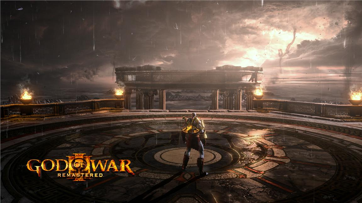 PS4 God Of War 3 Remastered - R3
