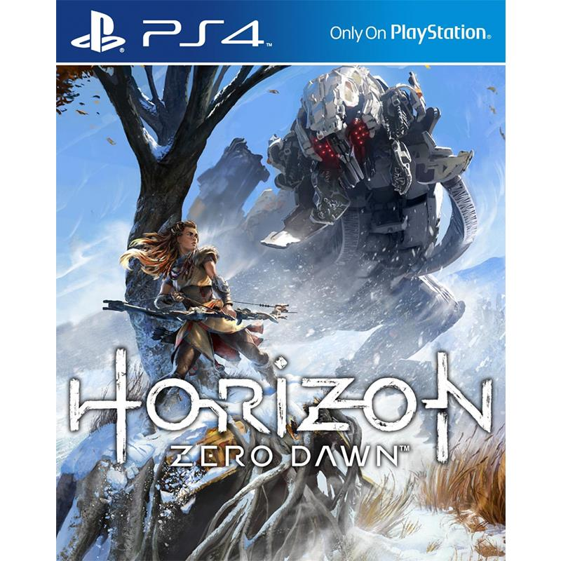 PS4 Horizon Zero Dawn (English) R3