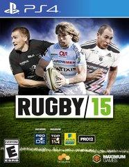 [NEW] PS4 Rugby 15 R-ALL [ENG]