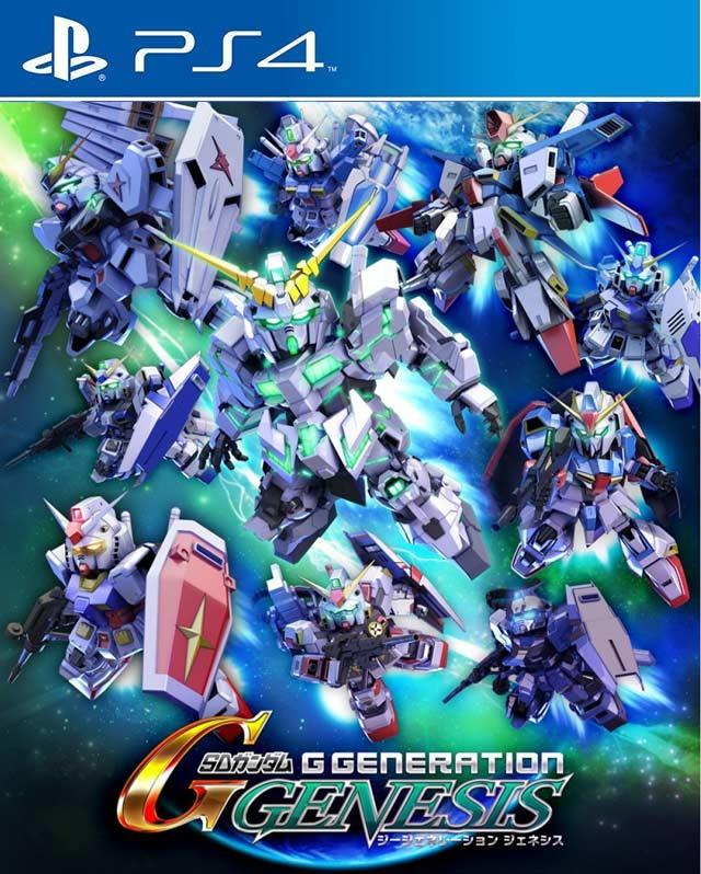 PS4 SD Gundam G Generation Genesis (CN)(R3)