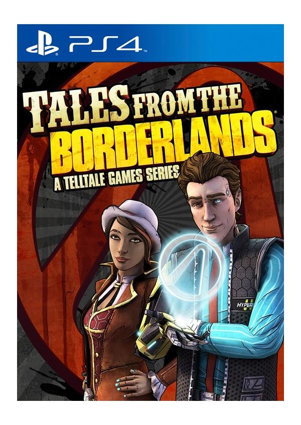 Ps4 Tales from the Borderlands - R2