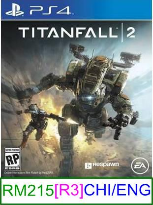 PS4 Titanfall 2 (CHI/ENG) [R3] ★Brand New & Sealed★