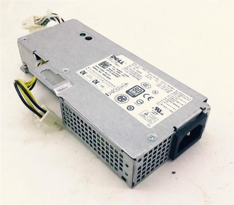 PSU Power Supply for DELL Optiplex USFF 390 780 790 7010 9010 NEW