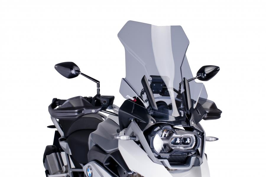 PUIG Touring Screen for BMW R1200GS (SMOKE)