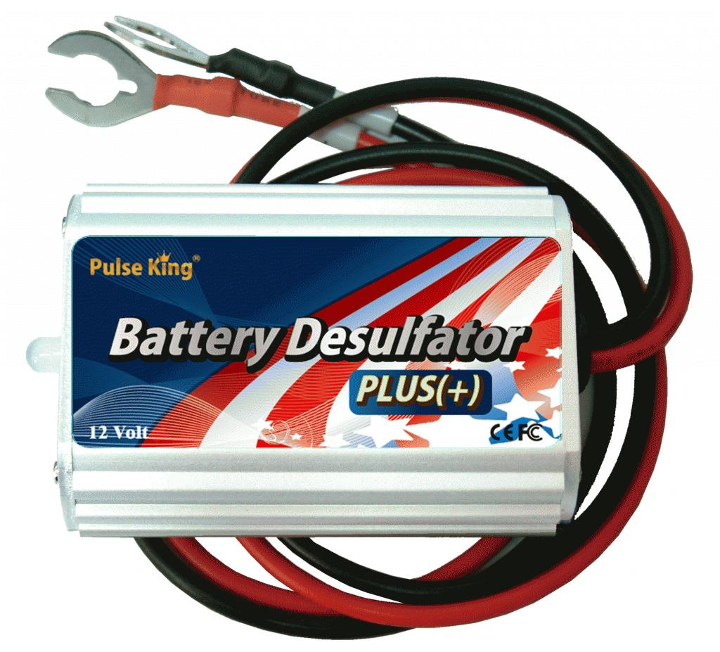 Pulse King (Pulse Tech Fuel Saver & Battery Desulfator )