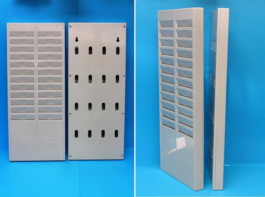 Punch Card Rack for 24pcs