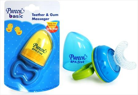 Pureen Teether & Gum Massager