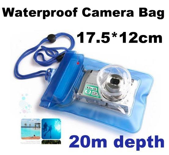 PVC Waterproof Water Camera Diving / Swimming Case Bag Phone Outdoor