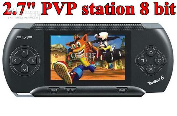 PVP 8 bit / PVP pocket