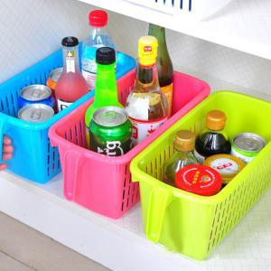 Quality Multi-function Storage Basket With Handle