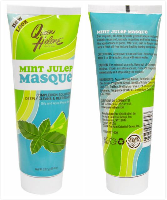 Queen Helene, Mint Julep Masque, For Oily and Acne Prone Skin (227g)