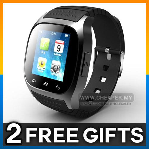 R Watch M26 Smart Watch Bluetooth Android 1.4 Inch Touch Screen