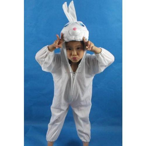 Rabbit Cosplay Kids Animal Outfit Costume Size XL