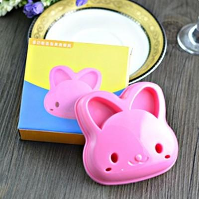 Rabbit Sandwich Crust Cutter DIY Bread Mold
