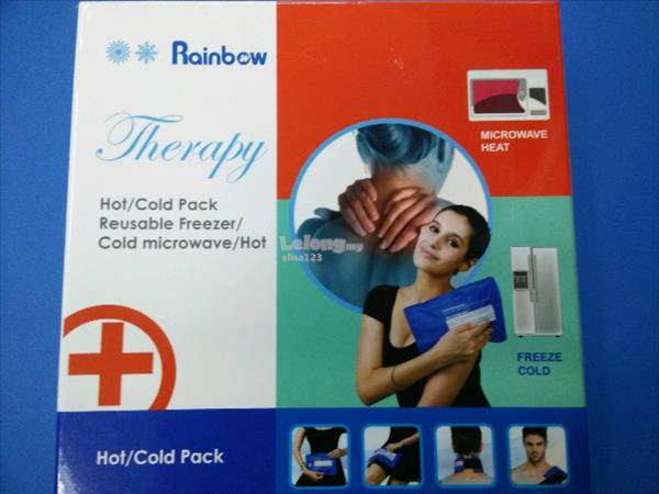 RAINBOW THERAPY HOT/COLD PACK (TEMPORARY RELIEF OF GENERAL PAIN)