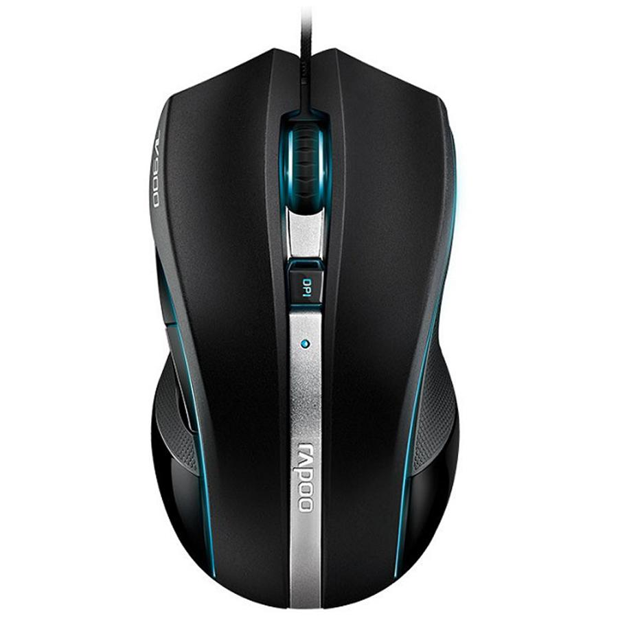 RAPOO V900 LASER GAMING MOUSE for LAPTOP PC