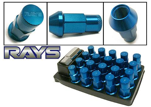 Rays Dura-NutsRacing Wheel Lug Nuts Wheel Lock M12 X P1.5