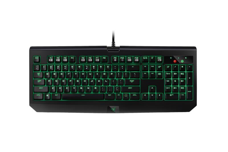 Razer Blackwidow Ultimate 2016 Stealth Mechanical Keyboard