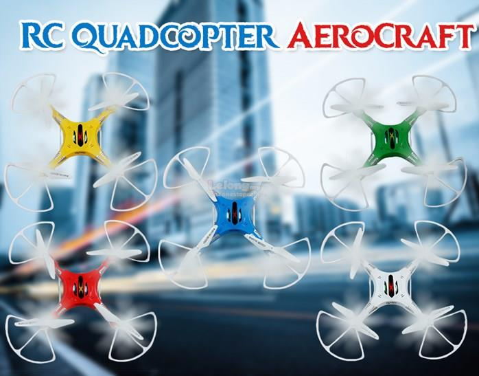 RC Quadcopter AeroCraft Remote Control