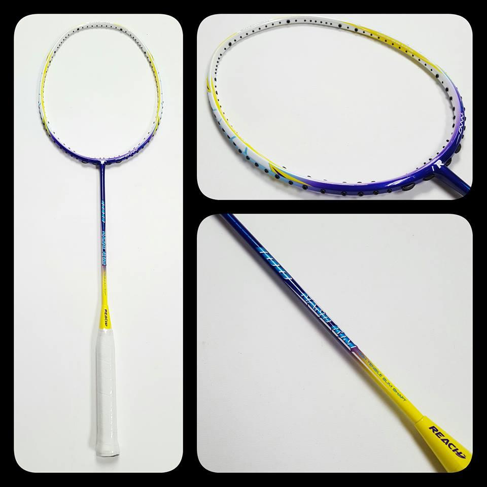 Reach Nano Kim 100 Badminton Racket