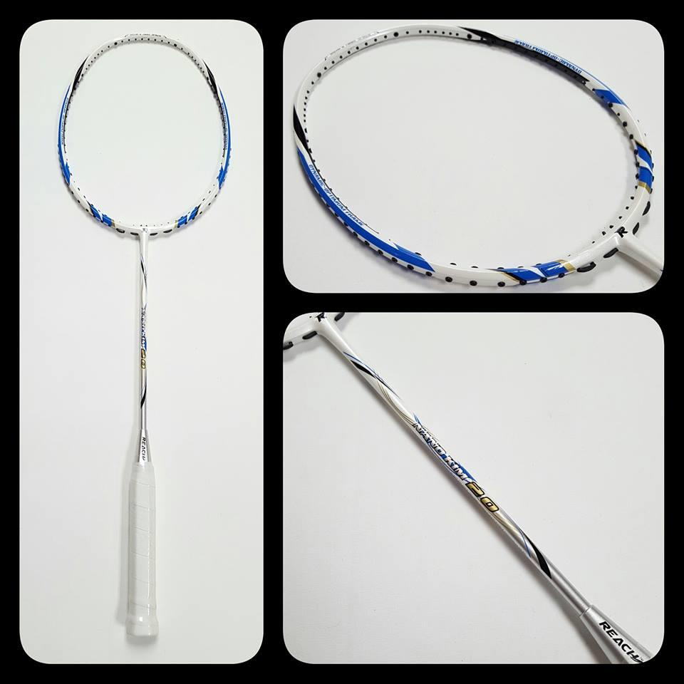 Reach Nano Kim 20 Badminton Racket
