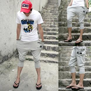 Ready stock - ZH1114 Gray Pants L/XL