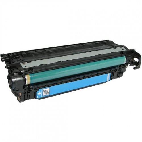 Recycle HP 648A - CE261A (Cyan) CP4025 CP4525