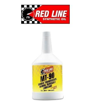 RED LINE MT-90 75W90 GL-4 GEAR OIL MANUAL TRANSMISSION FLUID