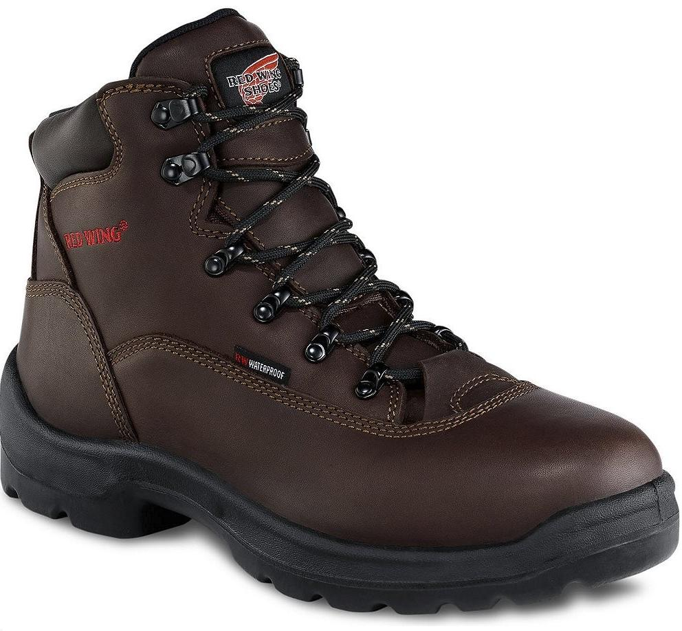 Red Wing Safety Shoes Men Brown IN WP (end 2/2/2018 657 PM)