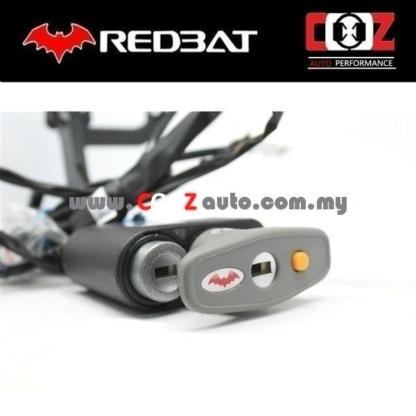 REDBAT DOUBLE BRAKE PEDAL LOCK KIA RIO 2012-2014