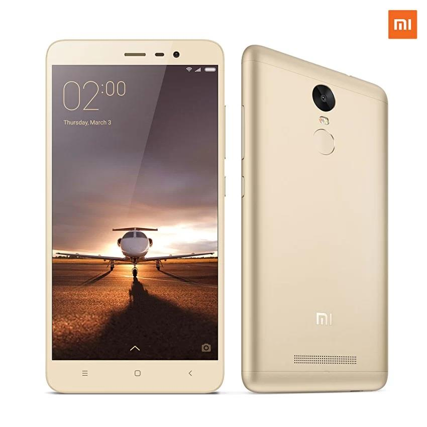 Redmi Note 3 2GB RAM/16GB ROM [Official Malaysia Set]