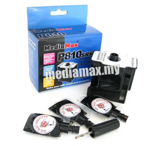 Refill Canon ink Cartridge PG810 MP258 MP287 MP237 MX 366 328 347 357