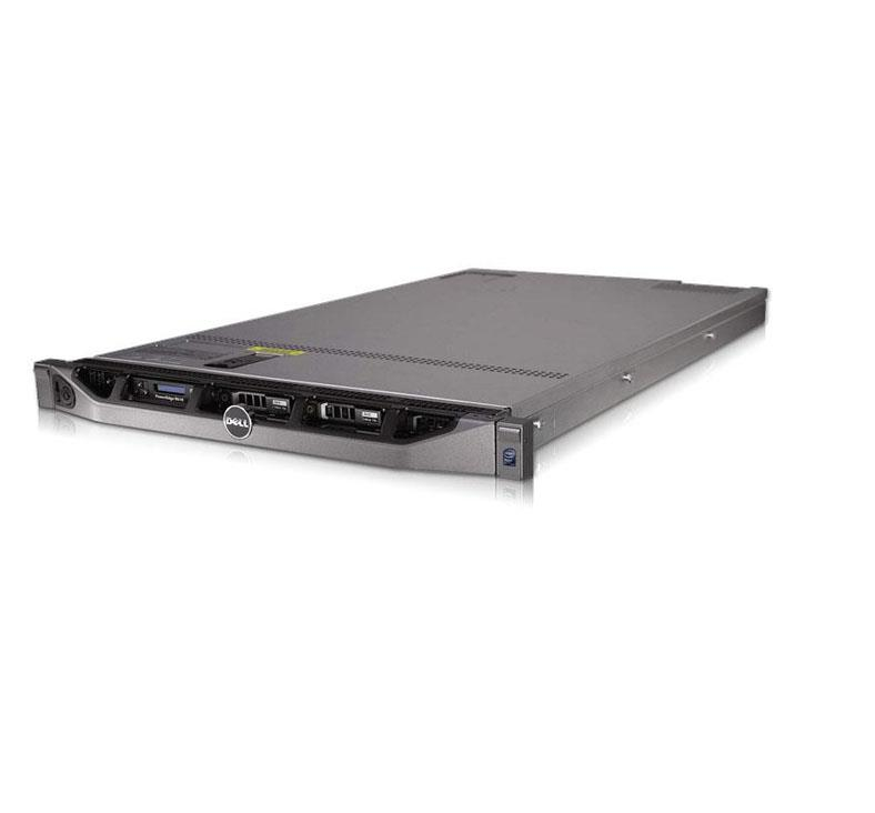 (Refurbished)Dell PowerEdgeR610 RackMount Server(L5520x2.16GB.146GBx2)