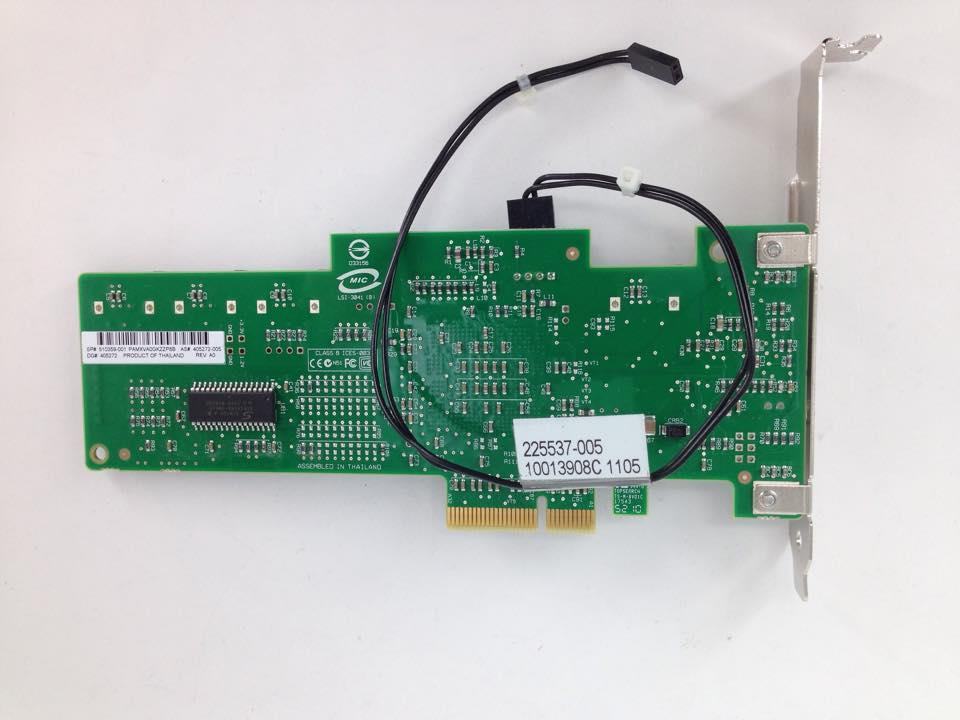 (Refurbished) HP SPS-BD SAS 4 PORT RAID, LSI 3041E - 510359-001