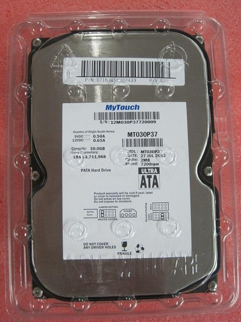 "REFURBISHED Samsung 30GB 3.5"" 7200RPM IDE PATA Hard Drive"