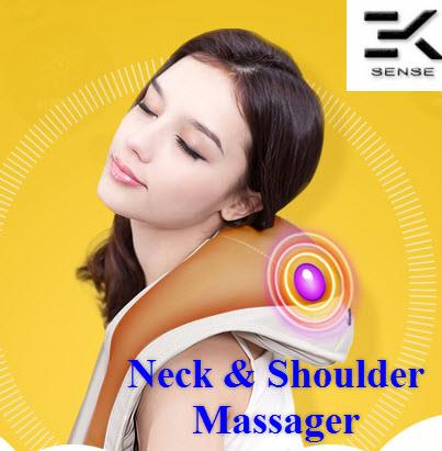 Relax!! Neck and Shoulder Heating Massager (KED-988)