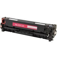 Remanufactured HP CE413A Magenta Printer Toner 413