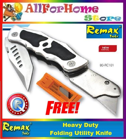 REMAX H/D Folding Utility Knife