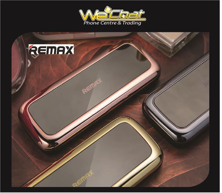 REMAX Power Bank RPP-36 10000 mAh 2usb (Miror,Gold,Pink,Bank)