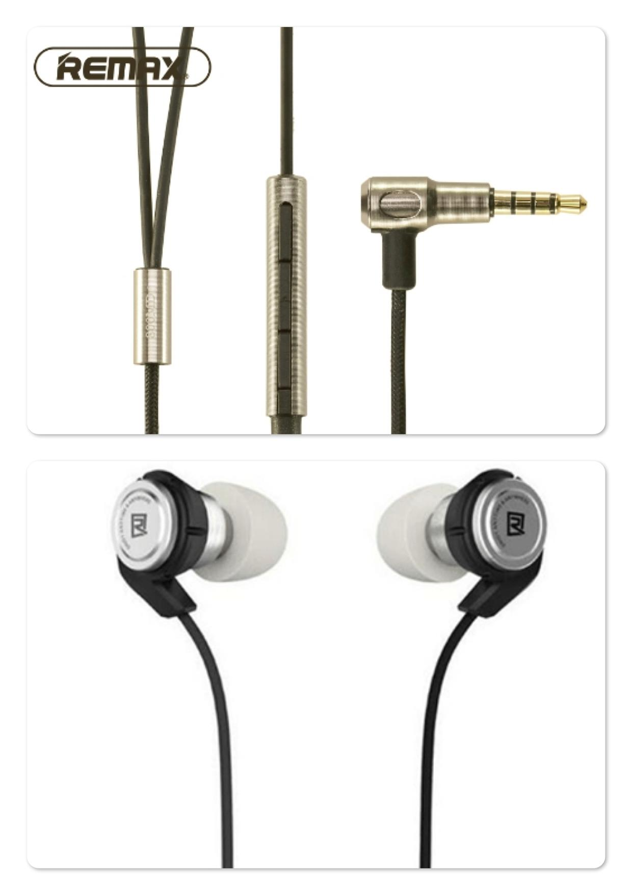Remax RM-800MD Balanced Armature and Dynamic Hybrid Earphone