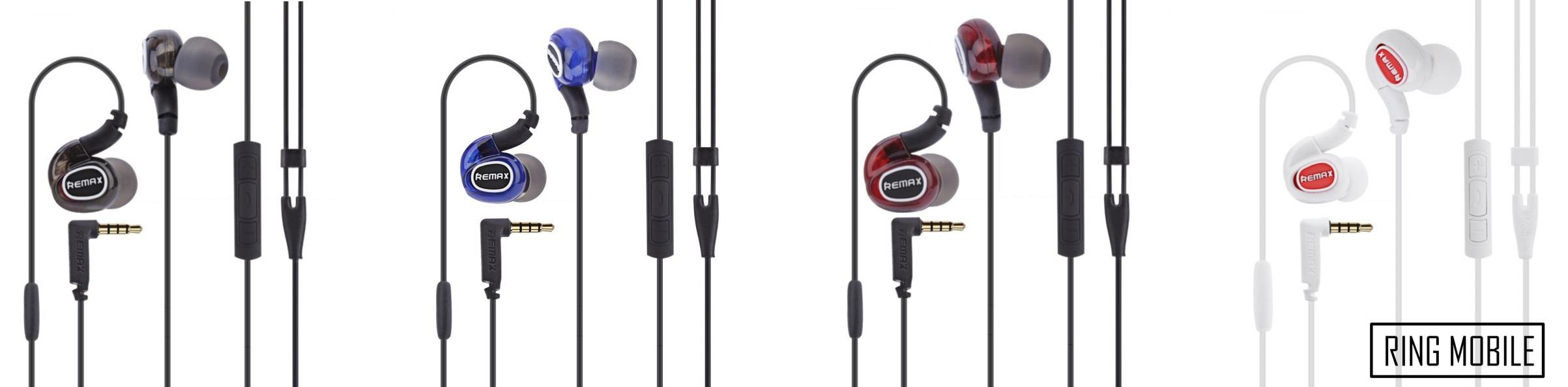 Remax RM-S1 Pro In-Ear Wired Sport Earphone with Mic