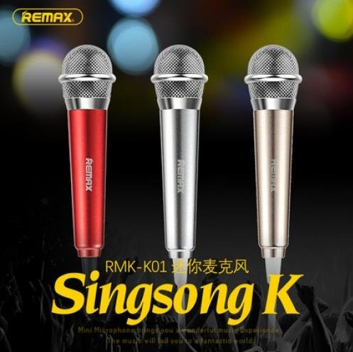 REMAX WIRED MINI MIC RMK-K01