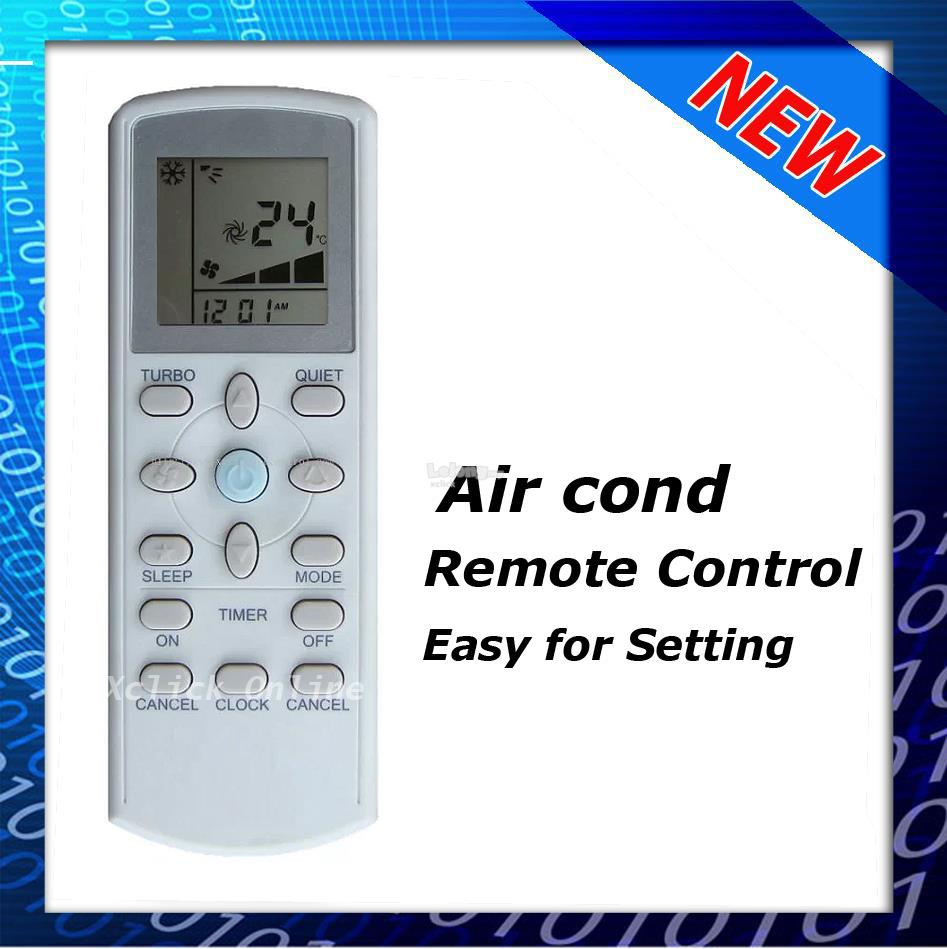 Remote Control- Compatible for Air cond Daikin