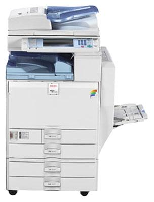 Rental Ricoh Copier Machine MPC2500 Colour A3size Copy,Printer,Scaner