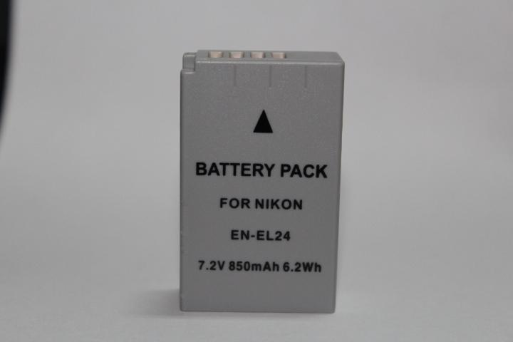 Replacement Battery for Nikon EN-EL24