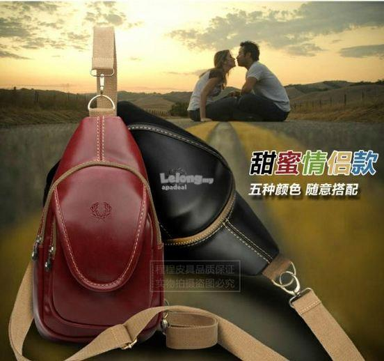 Retro Single Shoulder Women Backpack