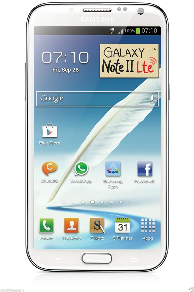 ++ RETRONS ++ SAMSUNG GALAXY NOTE 2 LTE N7105 (1 YEAR WARRANTY)