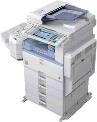 Ricoh MP3350 Mono Digital Copier (Copy/Print/Color Scan)