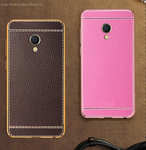 @Ring Meizu MX 6 MX6 Back Casing Cover Case